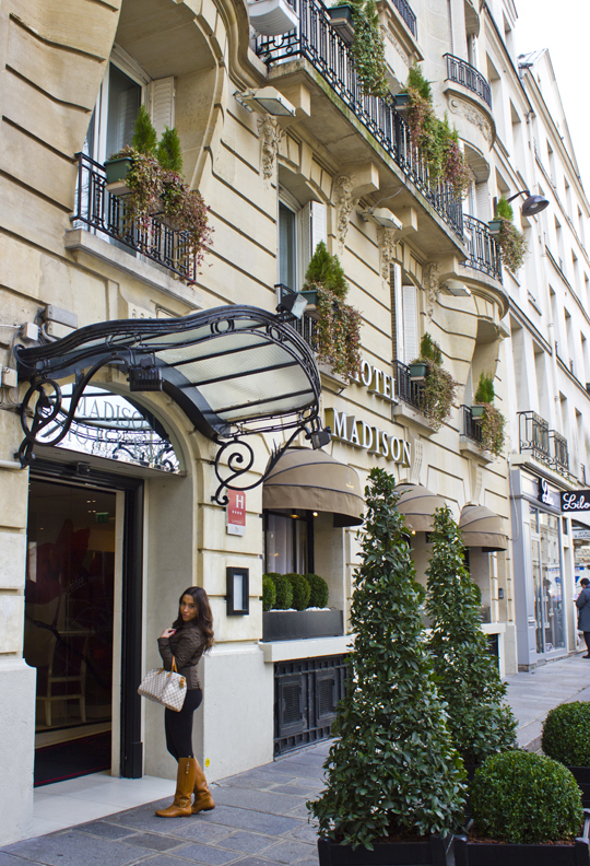 Le Madison Paris : le madison hotel ~ Preciouscoupons.com Idées de Décoration